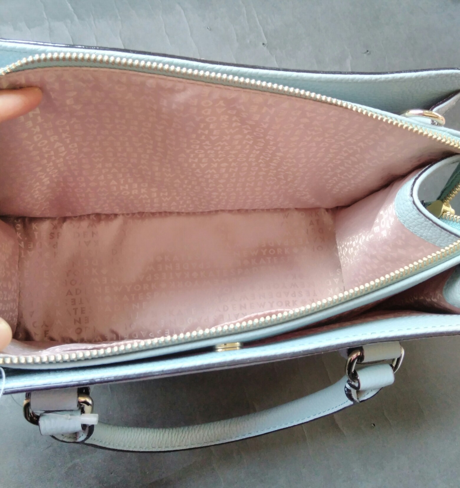 a2ab1a04f0 Kate Spade Lise Mulberry Street Lakesedge. View detailed images (3)