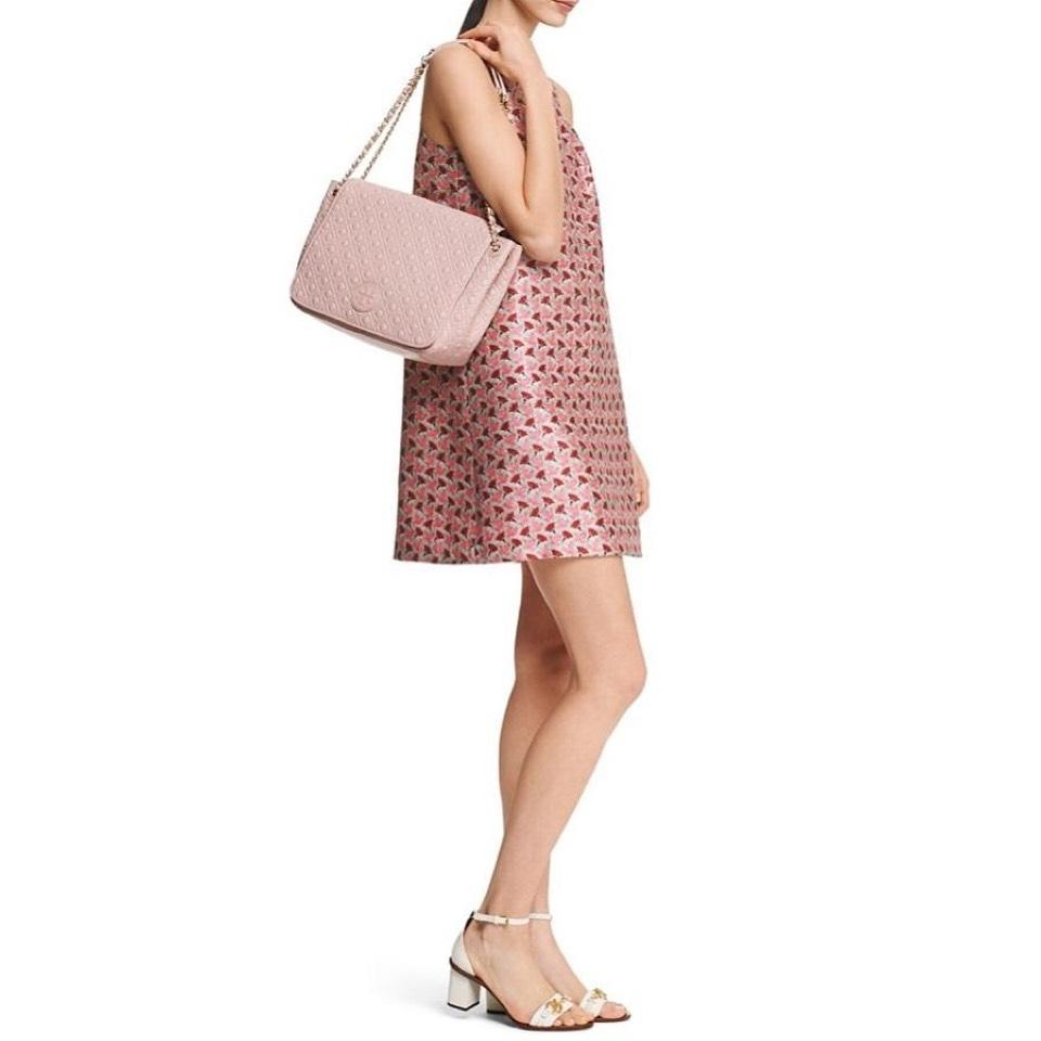 Prebu.com :: Handbags :: Tory Burch Marion Quilted Flap Pale Apricot : marion quilted - Adamdwight.com