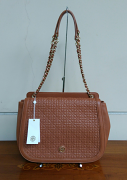 Tory Burch Bryant Quilted Flap Shoulder bag Luggage