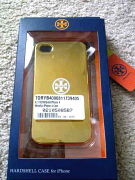Tory Burch Hardcase IPhone 4-4s Gold