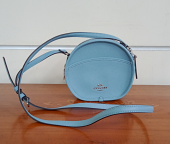 Coach Canteen Smooth Leather Cornflower