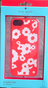 Kate Spade iphone 5 picnic floral orange