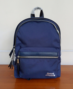Marc Jacobs Large Backpack Midnight Blue