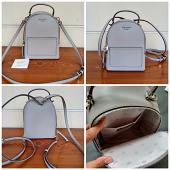 Kate Spade Cameron Mini Convertible Backpack Soft Taupe