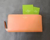 Kate Spade wallet Neda Brown