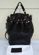 Alexander Wang Diego Bucket Bag Black