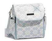 Petunia Pickle Bottom Boxy Backpack Mediterranean