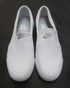 Nike slip on White