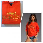 BL Tee Homies sweatshirt orgld