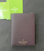 Kate Spade passport holder mikas pond Softtauberg