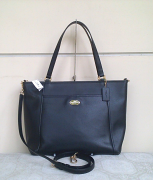 Coach CRSGR Pocket Tote Black