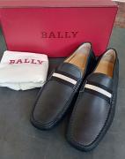 Bally Shoes Mens Black