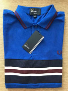 Fred Perry Blue stripe
