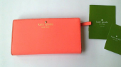 Kate Spade Mikas Pond Stacy wallet Coral