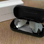 Victoria Beckham aviator North Star Mirror