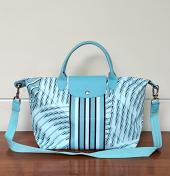 Longchamp Le Pliage Blue