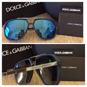 Dolce & Gabbana large mirror sunglasses