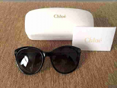 Chloe CatEye Dark Grey
