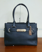 Coach Swagger Carryall Black