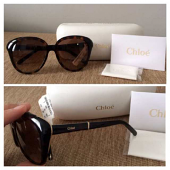 Chloe Cat eye tortoise (No.3)