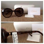 Chloe Oyster sunglasses Tortoise (No.12)