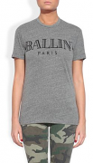 BL Tee Ballin Grey Black