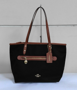 Coach Sawyer tote Black