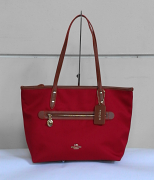 Coach Sawyer tote Red