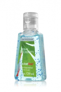 Pocketbac Sanitizing Hand Gel Aqua Blossom